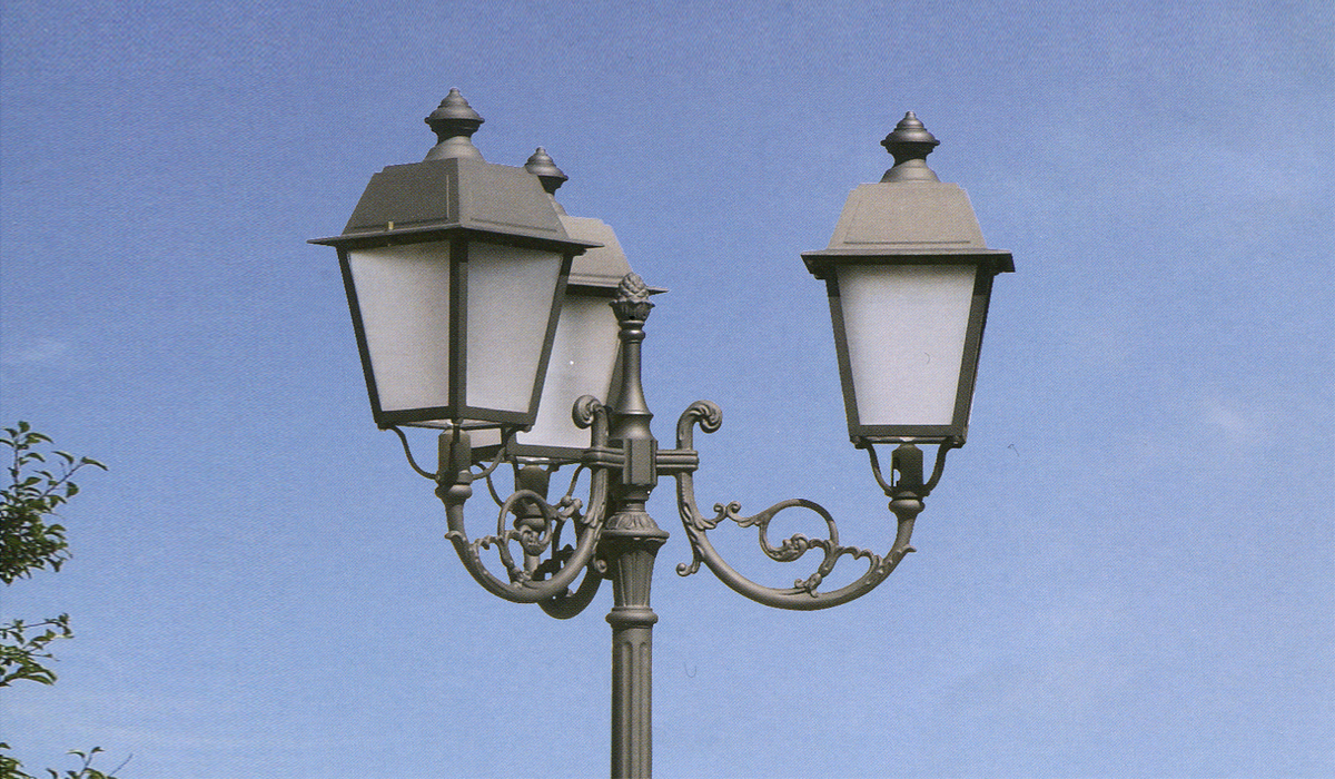 Cime lanterne LED
