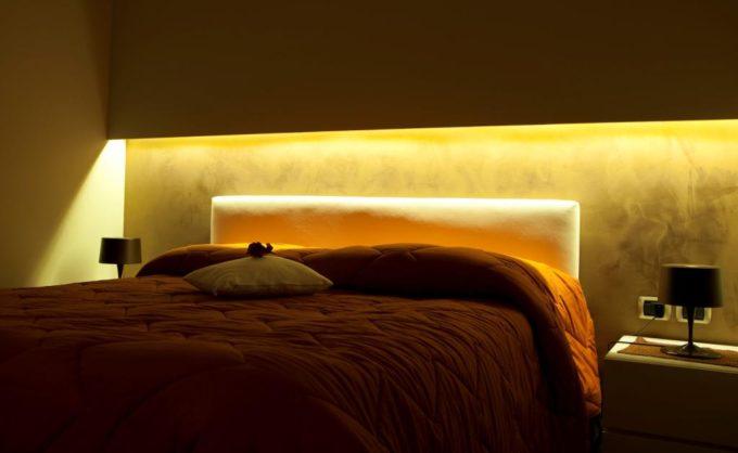 Tecnocavi camera da letto - Camera da letto cartongesso ...