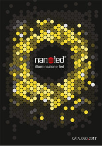 catalogo luci LED nanoled