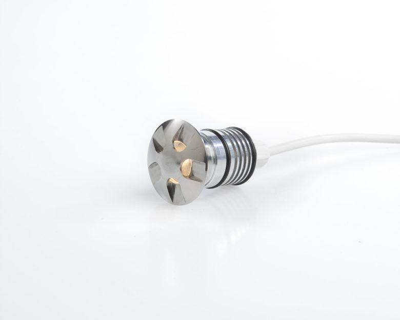Spot LED radiale
