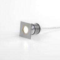 Faretto LED quadrato IP67