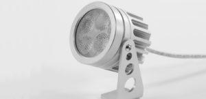 Vertigo LED projector
