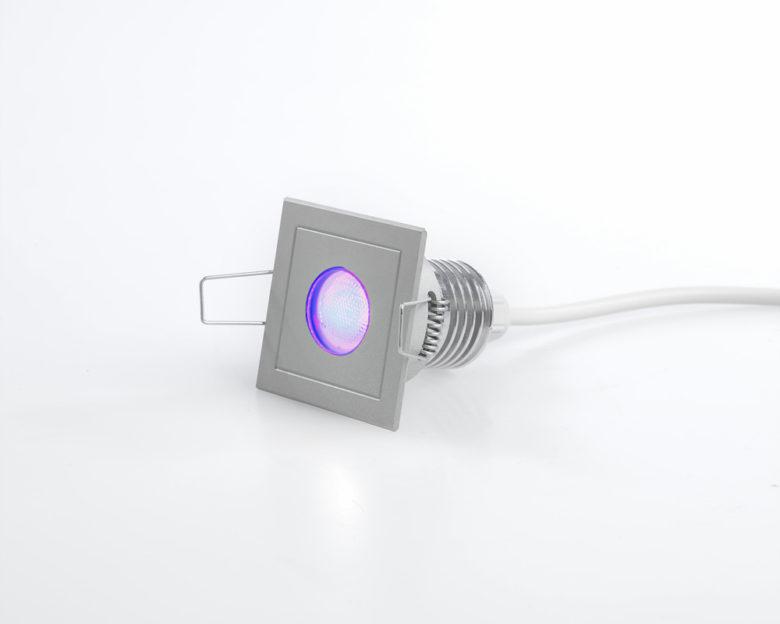 Spot per cromoterapia LED RGB