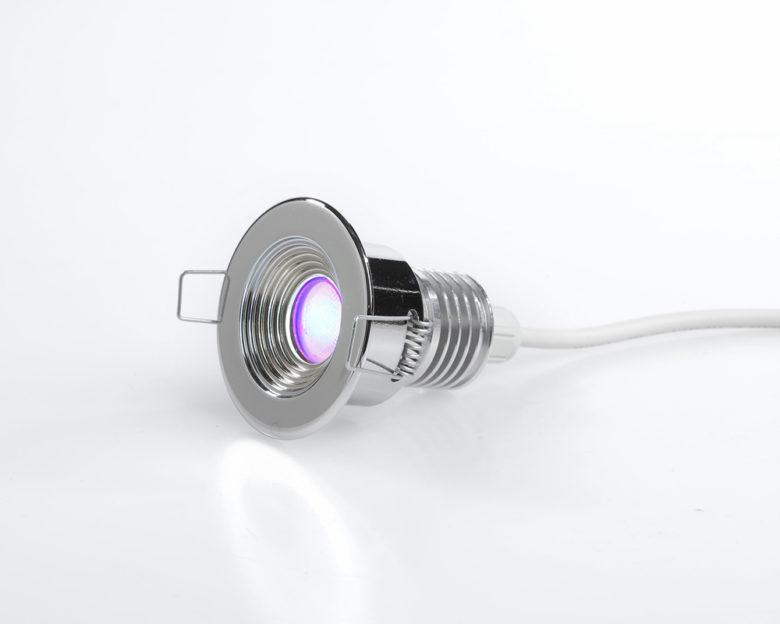 Spot LED cromoterapia