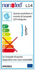 Etichetta Energetica Apparecchi Illuminazione